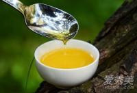 茶籽油的美容功效揭秘!