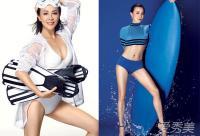 刘嘉玲拍摄一组大片 逆龄容颜美出新高度