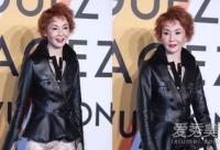张曼玉近照2018 高级美也撑不住下垂的苹果肌!