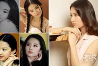 从小美到大的刘亦菲被曝整容 你信吗?