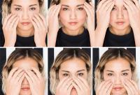 面部排毒:图解10个穴位瘦脸+紧致肌肤