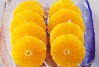 卸妆+保湿+做面膜 15个橙子保健功效