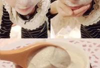 豆腐+地瓜+香蕉+红糖 DIY美白祛斑面膜