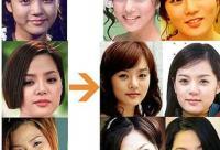 韩国女星卧蚕眼+尖鼻头 整容后遗症爆发