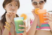夏季排毒食谱 蜂蜜柠檬苹果养颜配方