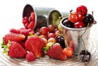 30岁女人吃什么养颜? 樱桃柚子抗老+美白
