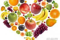 草莓猕猴桃梨 8大水果美白+补水