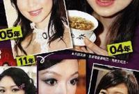 赵薇老公前女友 1年64针瘦脸针变僵尸脸