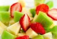 VC成份水果蔬菜 怎么吃才美白?