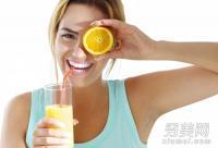 OL&学生妹必学 DIY柠檬水美白防辐射