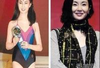 17位最美港姐今昔对比 张曼玉干瘪显老似60